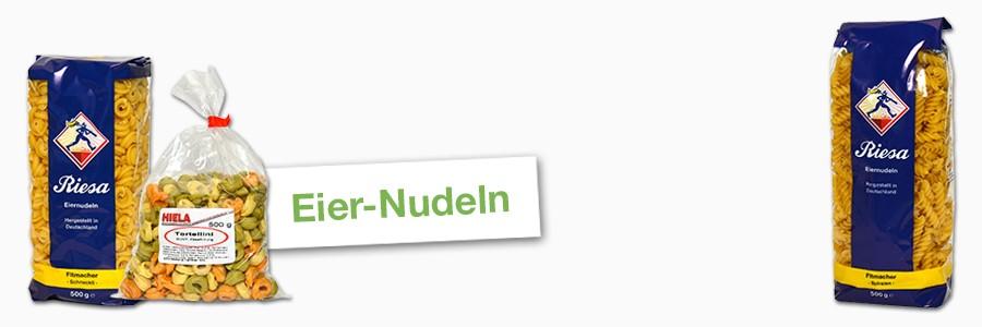 Eier-Nudeln