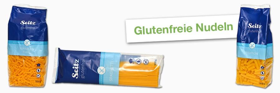 Glutenfreie Nudeln ohne Ei