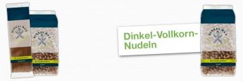 Dinkel-Vollkorn-Nudeln ohne Ei