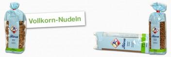 Vollkorn-Nudeln ohne Ei