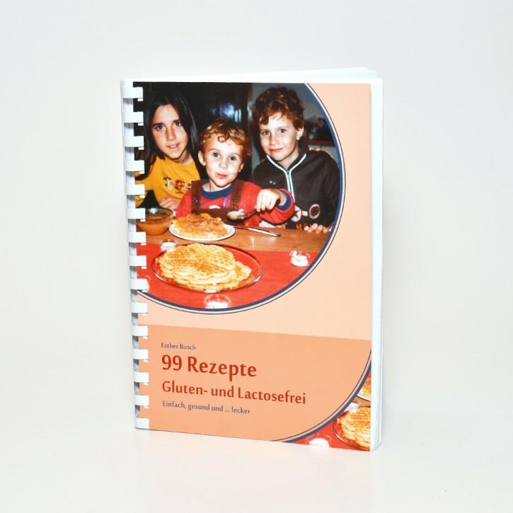99 Rezepte, Gluten- und Lactrosefrei