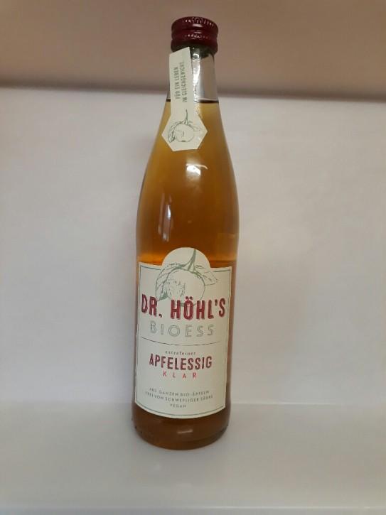 Apfelessig, klar, 500 ml