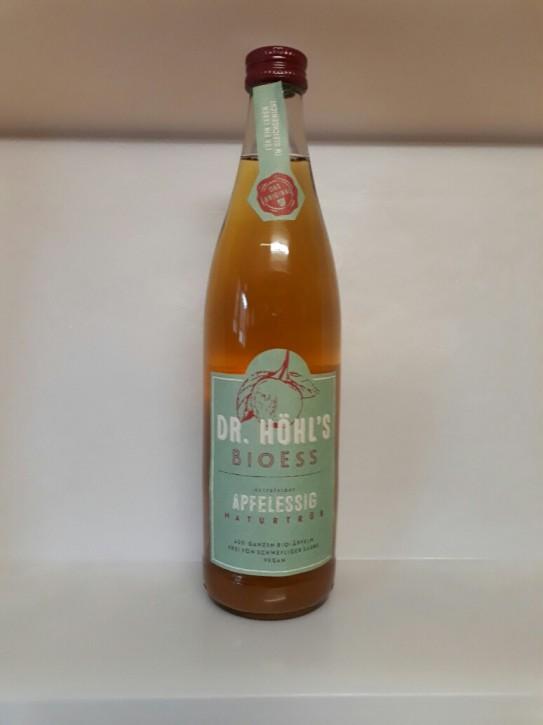 Apfelessig, naturtrüb, 500 ml