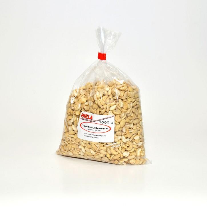 Cashewkerne, gr. Bruch, 1 kg