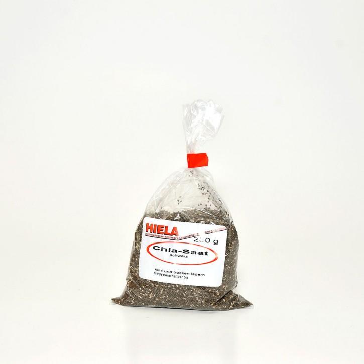 Chia Saat, schwarz, 250 g
