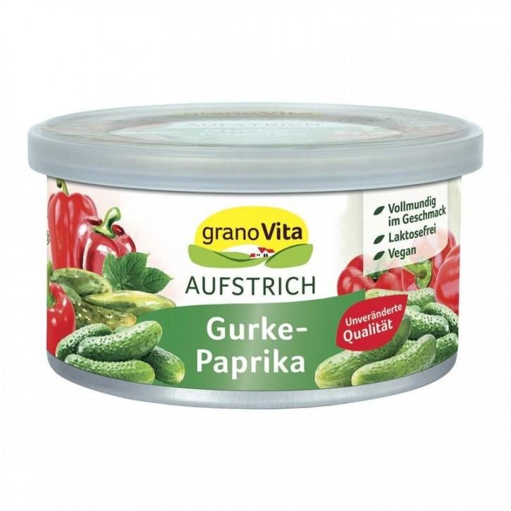 Gurke-Paprika-Aufstrich, 125 g