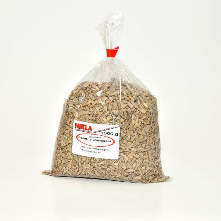 Sonnenblumenkerne, geschält, 1 kg