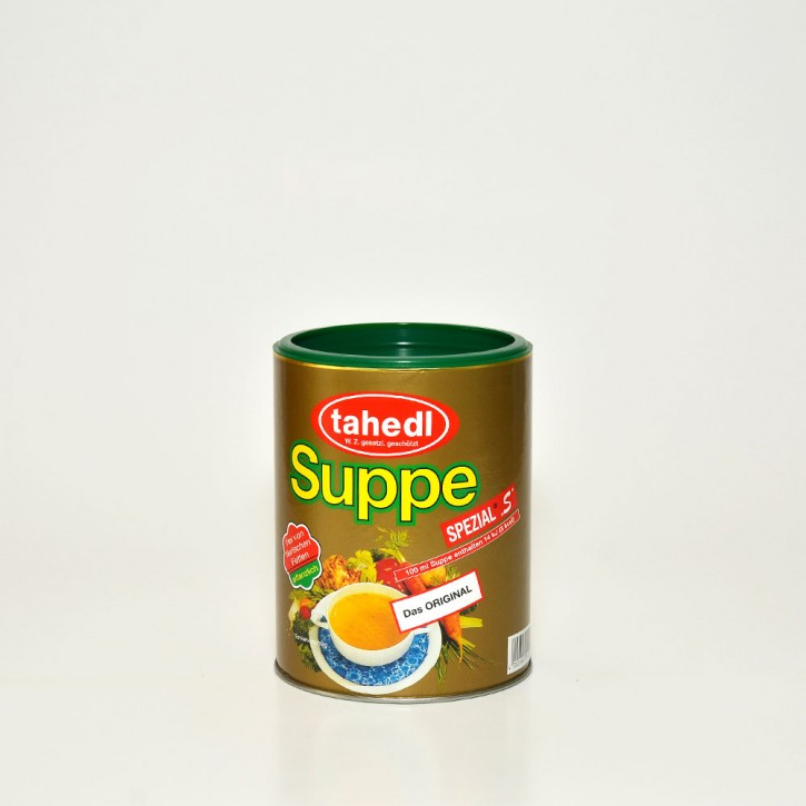 "Suppe ""S"", 540 g (27 l)"