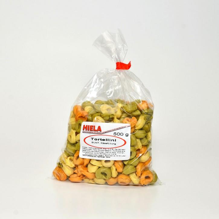 Tortellini bunt (Käsefüllung), 500 g