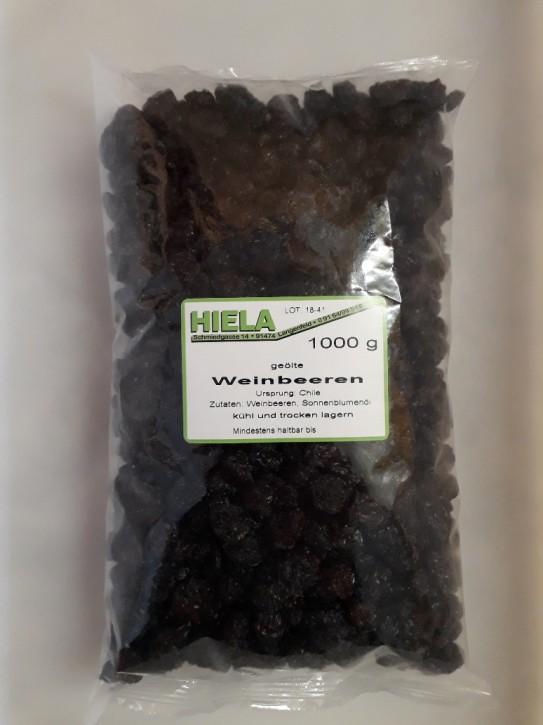 Weinbeeren, 1 kg