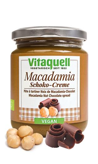 Macadamia - SCHOKO - Creme, 250 g