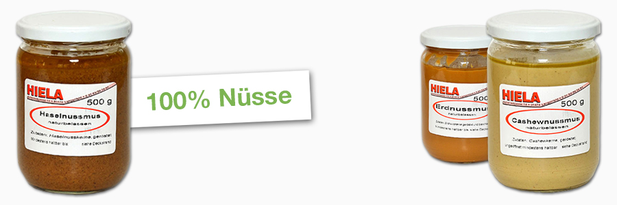 Nussmuse (100%)