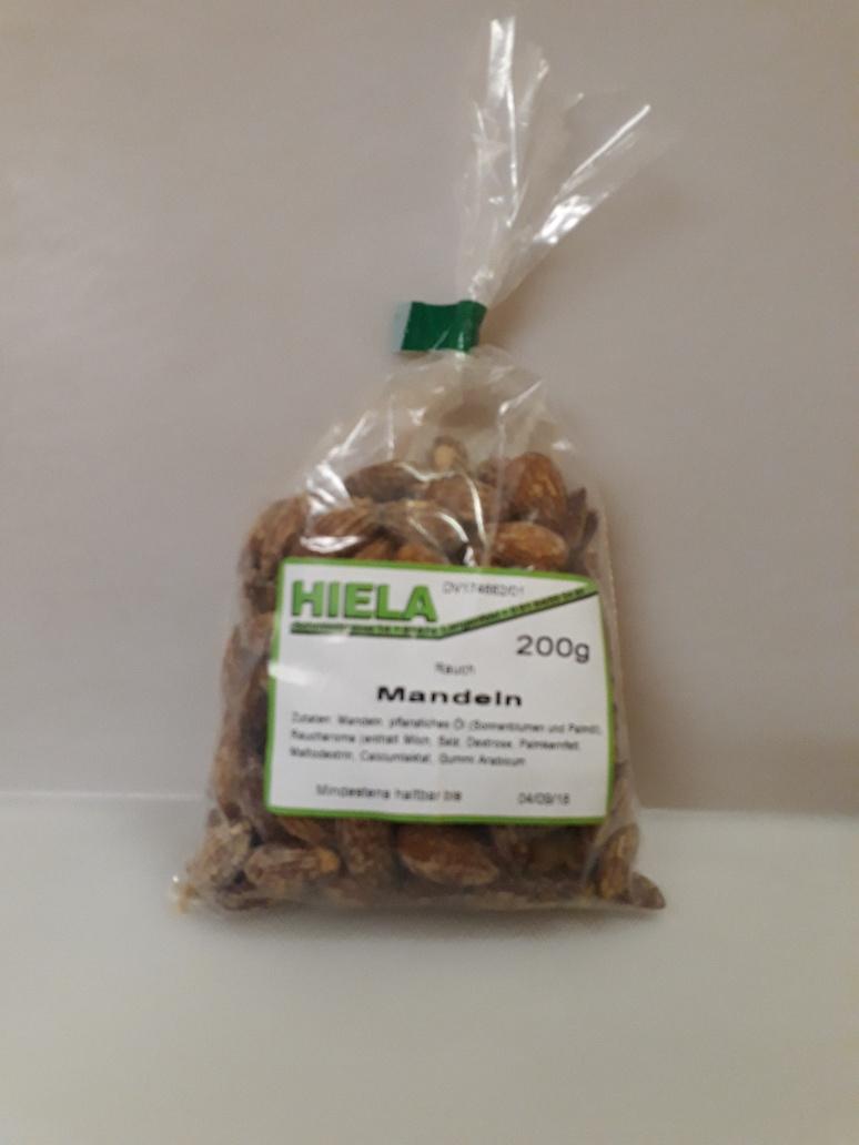 Rauch - Mandeln, 200 g