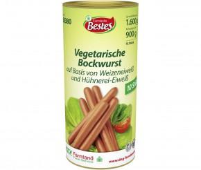 Bockwurst, vegetarisch, 900 g