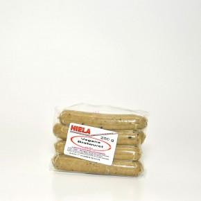 Bratwurst, vegan, 250 g