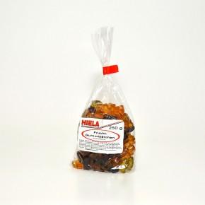 Fruchtgummibärchen, ohne Gelatine, 250 g