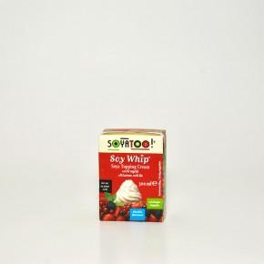 Soja Schlag-Creme, 300 g